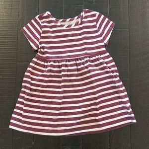 Old Navy striped dresd